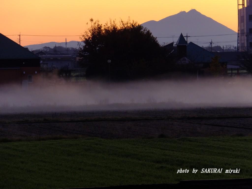 筑波山  2015.11.29