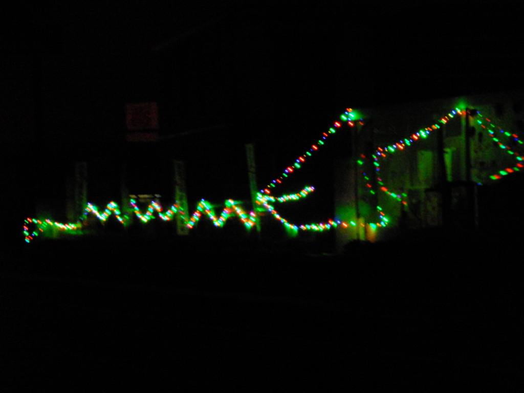 近所のイルミネーション  2015.11.30
