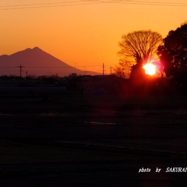筑波山  2016.2.11