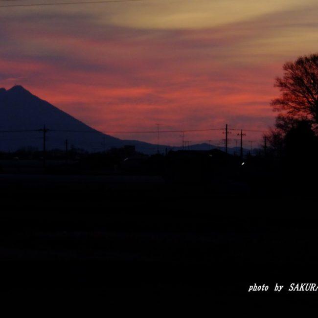 筑波山  2016.1.2
