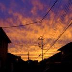 夕焼け  2015.6.9