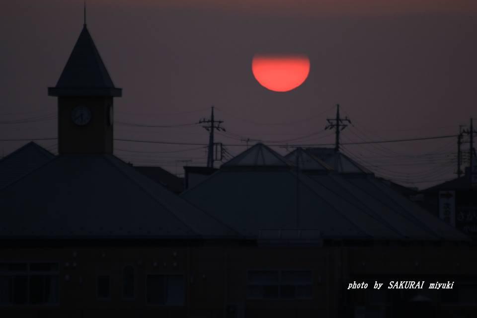 半太陽  2015.3.31