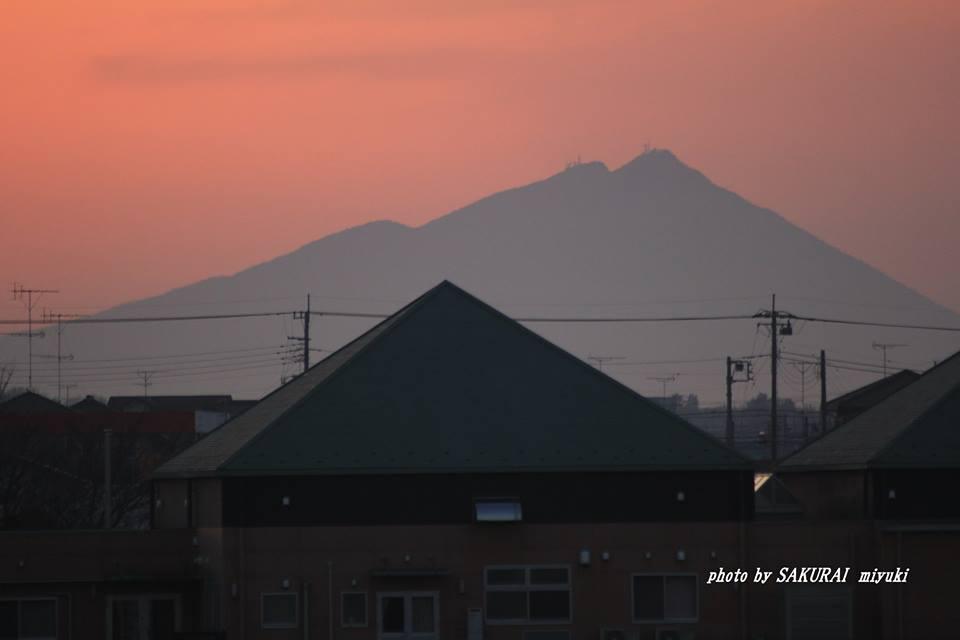 筑波山 2015.3.14