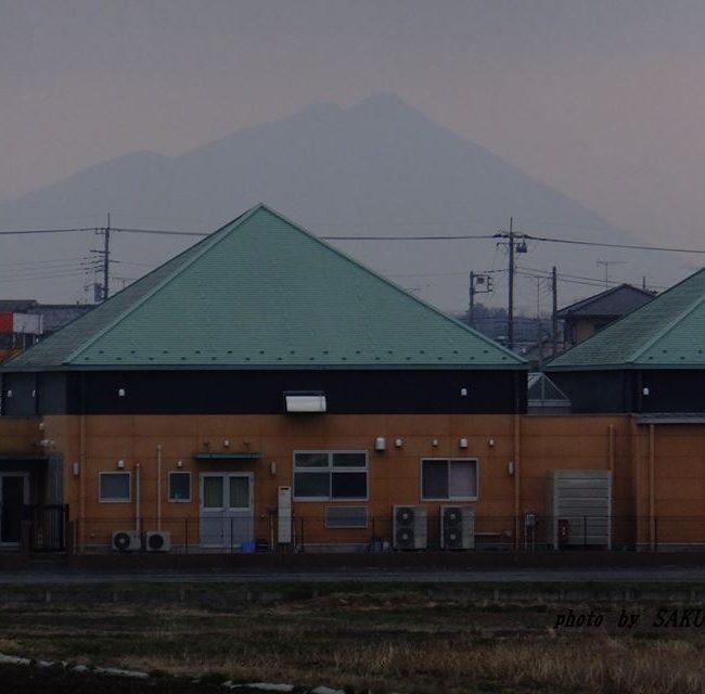 筑波山 2015.3.15