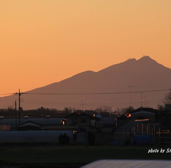 筑波山  2015.3.25