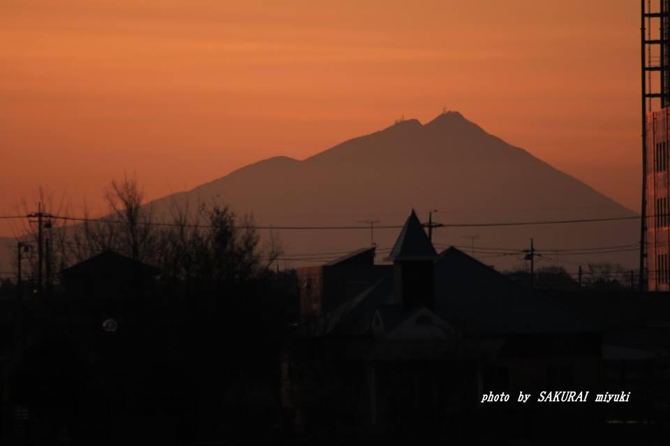 筑波山  2015.3.28