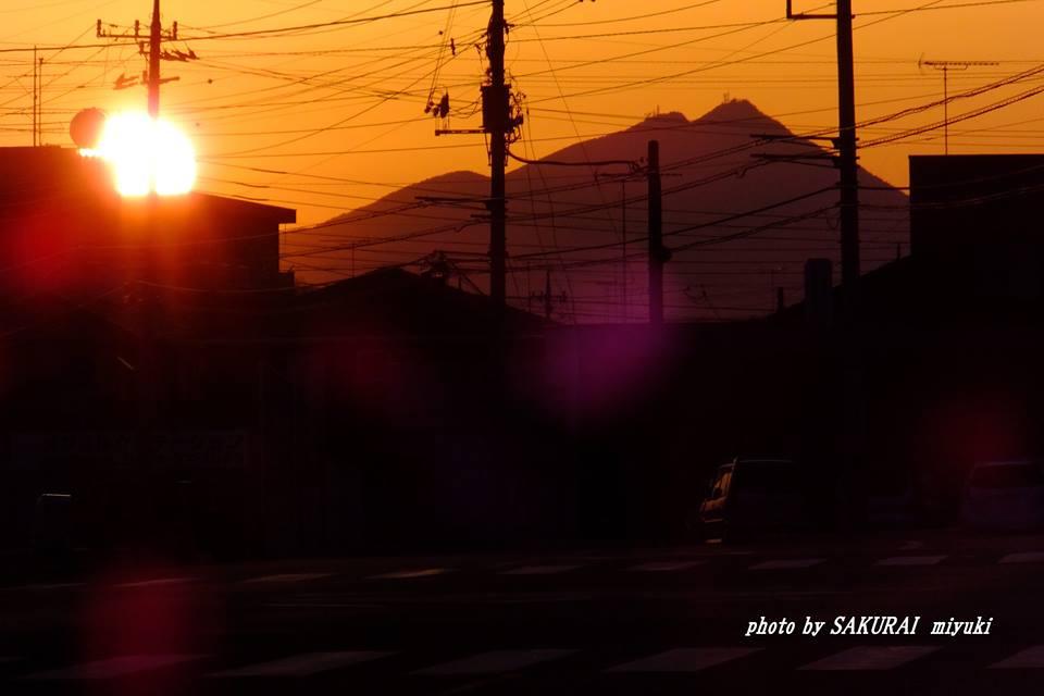 筑波山 2015.2.28