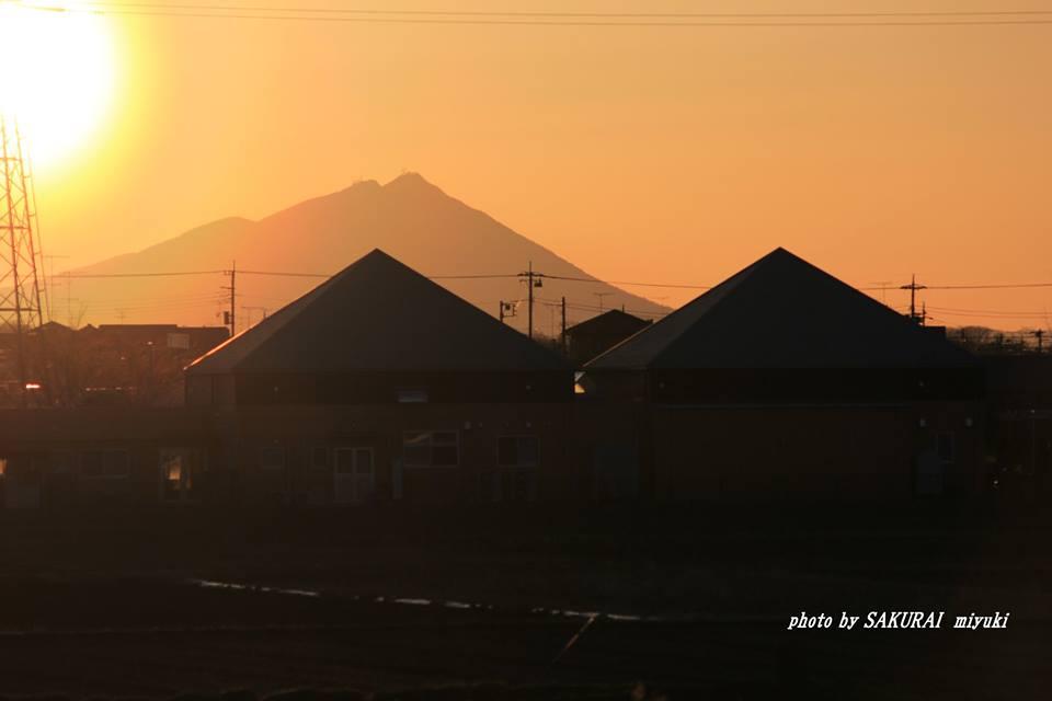 筑波山 2015.3.2