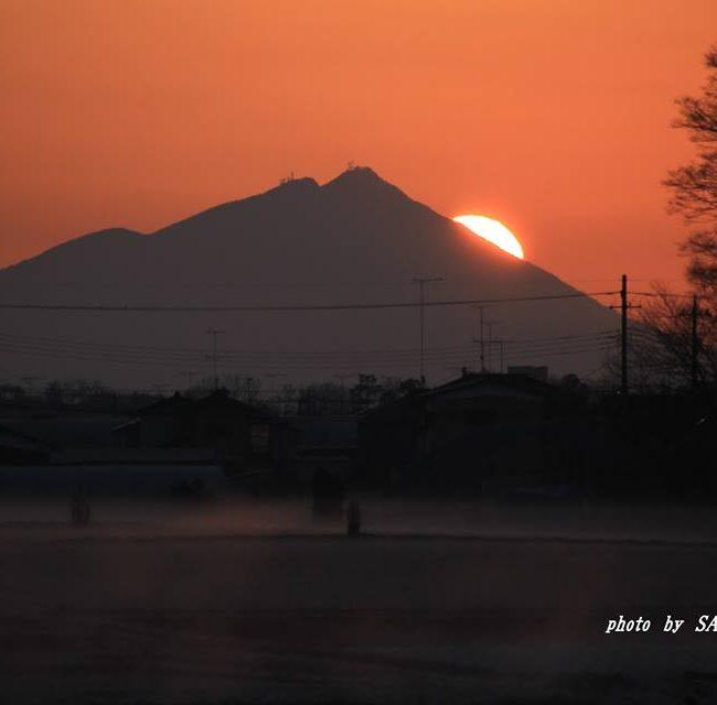 筑波山 2015.2.21