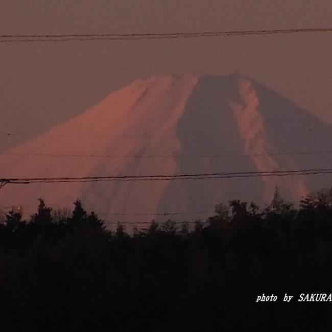 富士山 2014.12.23
