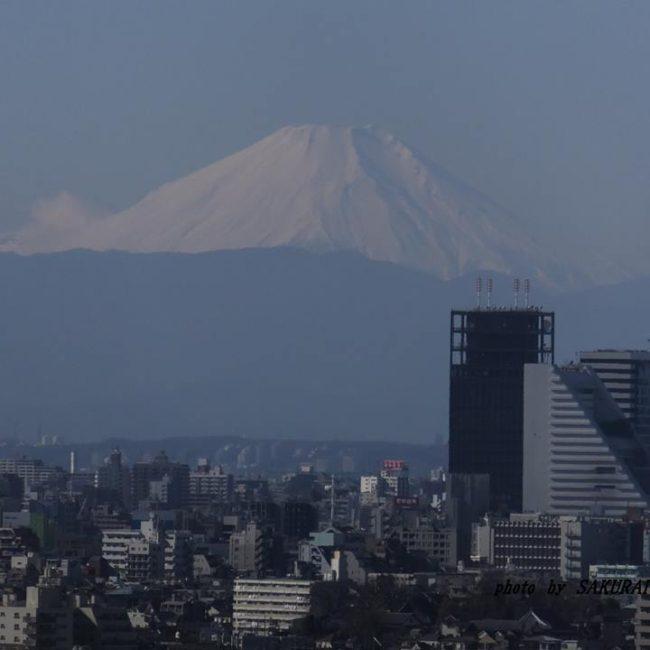 富士山 2014.12.27
