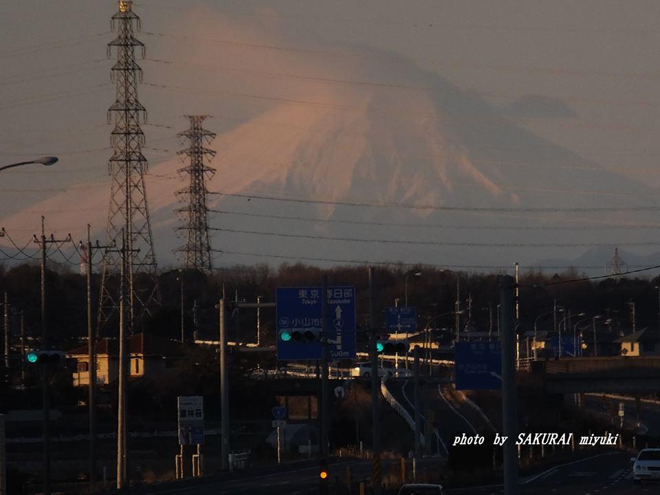 富士山 2015.1.1