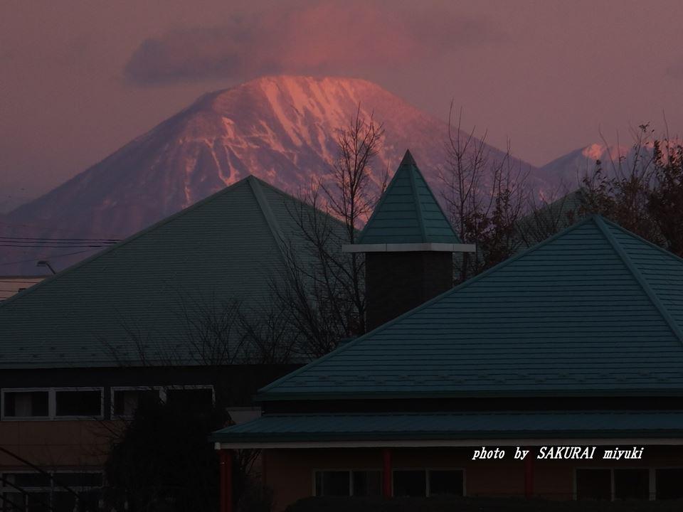 男体山 2015.1.2