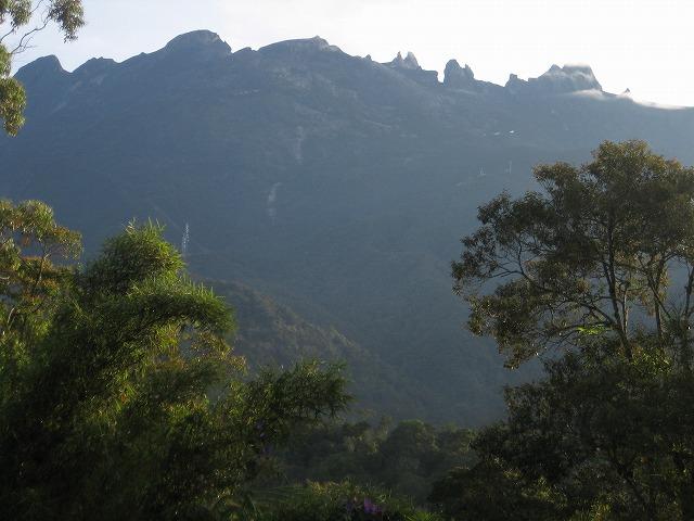 キナバル山 2012.5.21 マレーシア