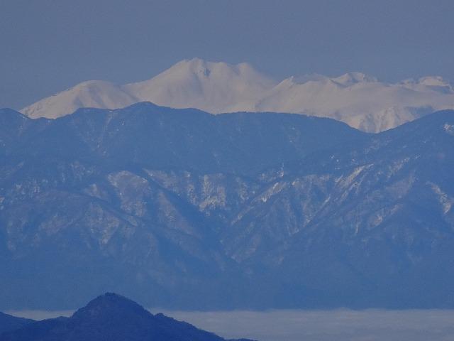 乗鞍岳 2020.3.9 西館山より