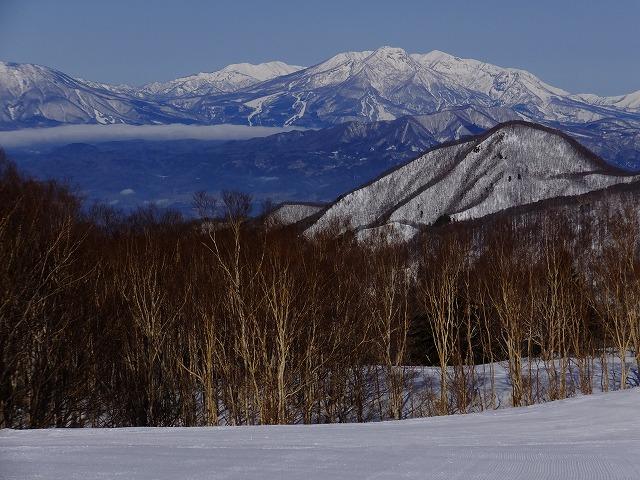 西館山より妙高山 2020.3.9