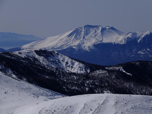 浅間山  2020.3.18