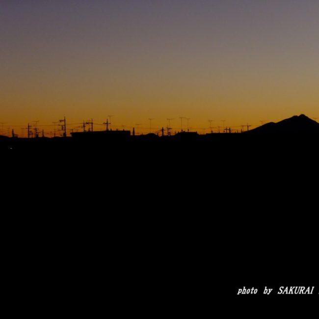 筑波山 2015.12.5