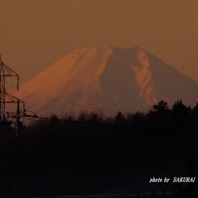 富士山  2015.12.29