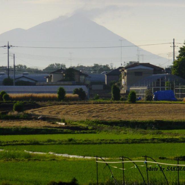 筑波山  2015.5.30