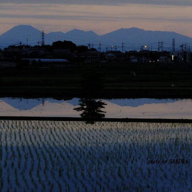 日光連山 2015.5.5