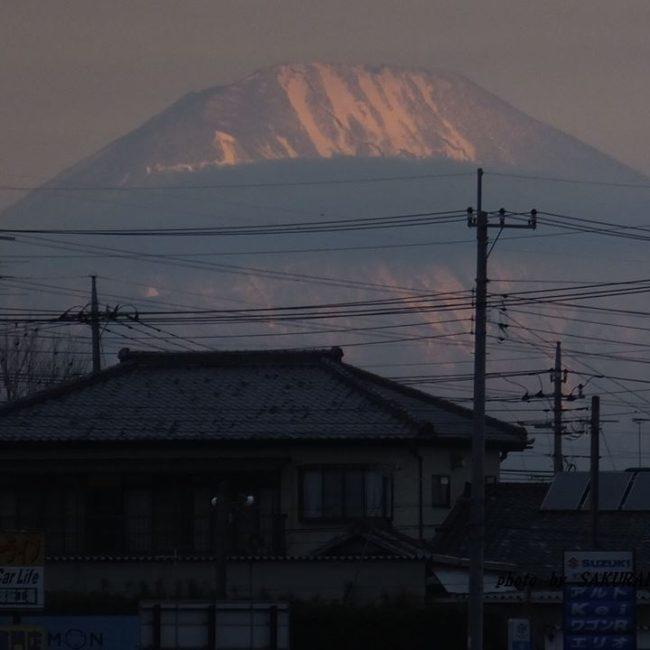 男体山 2015.1.21