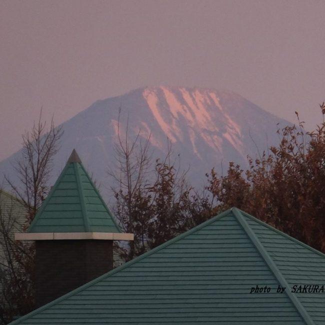 男体山 2014.12.10
