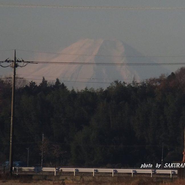 富士山 2014.12.14