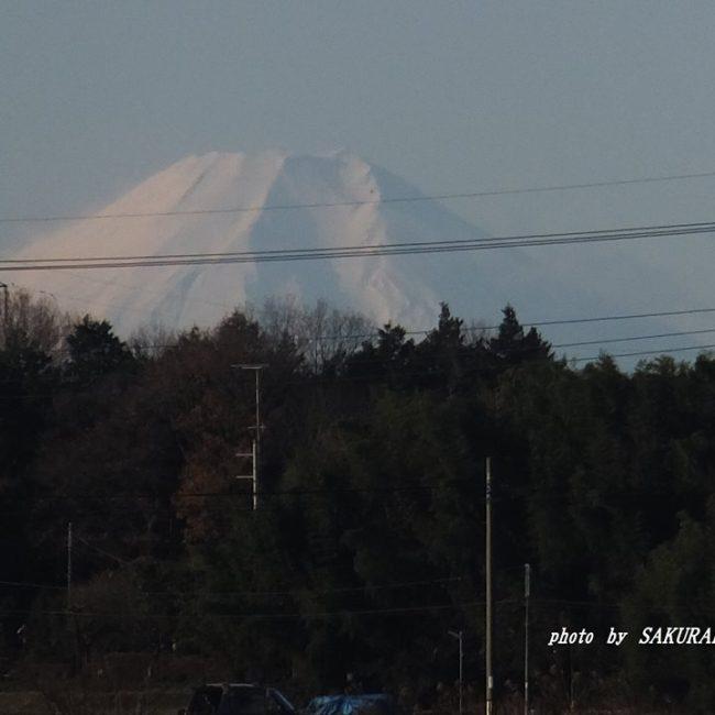 富士山 2014.12.18
