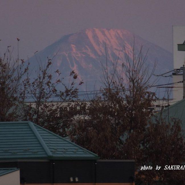 男体山 2014.12.28