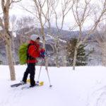 長野県志賀高原のスノーシューハイキング行ってきました 2017年2月5日