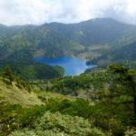志賀高原、志賀山、裏志賀山、鉢山、横手山行ってきました。2017.6.14(水)  裏志賀山から見る大沼池が美しいコースです。